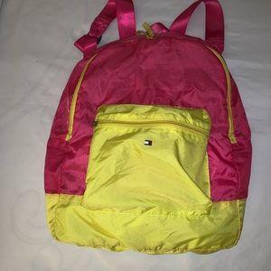 Rare vintage Tommy Hilfiger backpack